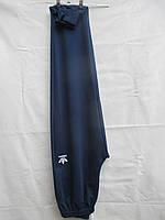 Мужские спортивные штаны трикотаж (полу ботал)  48-56р.