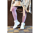 Кеды высокие с резиновым носком и мини-сумочкой, фото 4