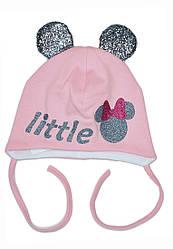 Шапка для маленькой принцессы