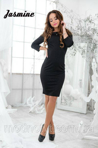 48c7af4b5fb9 Платье женское черное,с открытой спинкой, платье женское облегающие ...