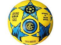 Мяч фут. Гриппи-5 INTER MILAN FB-0047-3687 (№5, 5 сл., сшит вручную)
