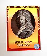 Даниэль Дефо. Портреты английских поэтов и писателей