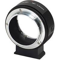 Metabones Minolta MD Mount Lens to Sony NEX Camera Lens Mount Adapter (Black) (MB_MD-E-BM1), фото 1