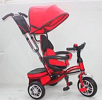 Детский трёхколёсный велосипед AT0106 Красный