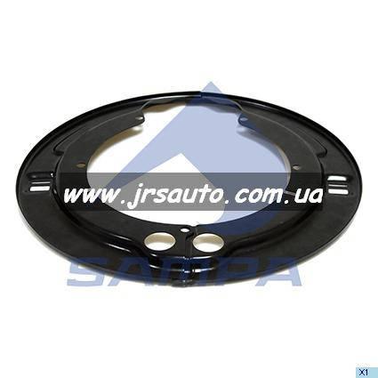 Щит тормозного механизма / 020.326 / 81501010209 /