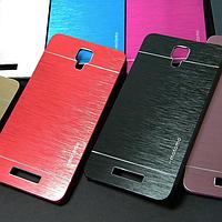 Чехол бампер алюминиевый Motomo для Xiaomi Redmi Note 2