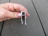 Алюминиевый профиль П-210  для натяжных потолков , фото 4