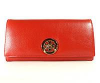 Кожаный кошелек Tory Burch 164 красный, расцветки в наличии