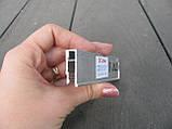 Алюминиевый профиль П-210  для натяжных потолков , фото 5