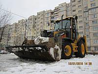 Аренда снегоуборочной техники