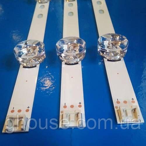 """LED Підсвічування телевізора LG 32LB650V LG Innotek DRT3.0 32"""" LG 32LB650V"""