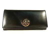Кожаный кошелек Tory Burch 164 черный, расцветки в наличии