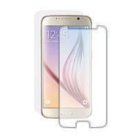 Защитное стекло на Samsung Galaxy S6 Edge