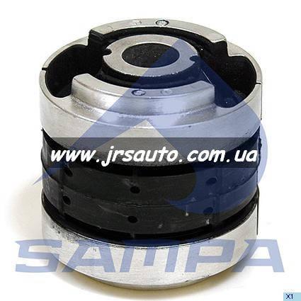 Сайлент блок, V-образная стойка&Реактивная тяга / 020.329 / 81437220085 /