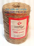Шпагат джутовый RD 100 грамм х 90 м
