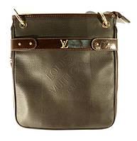 Сумка мужская, планшет Louis Vuitton 9931-1, эко-кожа, 27*30 см