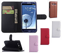 Чехол-бумажник для Samsung Galaxy S3 Duos I9300i