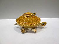 Маленький сувенир из фарфора Черепаха