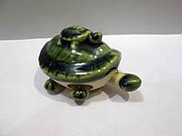 Маленький сувенир из фарфора Черепаха, фото 1