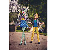 "Набор кукол Monster High ""Пикник на двоих"" - Фрэнки Штейн и Джексон Джекилл"