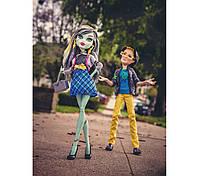 Набори ляльок та меблів монстер хай