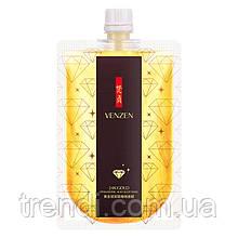 Незмивна нічна маска з гіалуроновою кислотою і 24к золотом Venzen