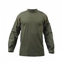 Рубашка Rothco Military Combat Shirt OD