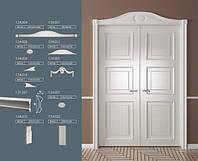 Обрамление двери 01 Европласт