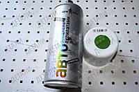 Краска в баллончике   Newton зеленая 400г