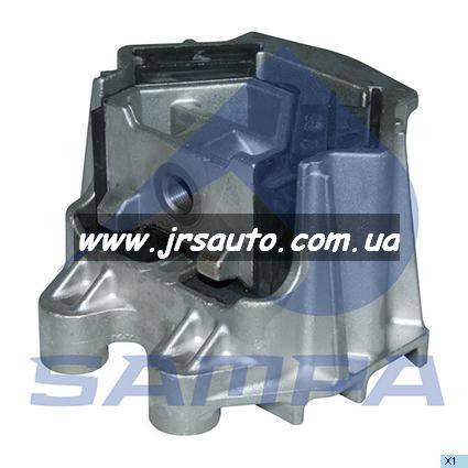 Упруго-демпфирующий элемент, Двигатель / 020.419 / 81962100571 /