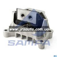 Упруго-демпфирующий элемент, Двигатель / 020.420 / 81962100597 /