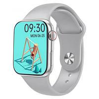 Смарт-годинник Modfit I12 Сіро-сріблястий