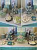 Свадебный Кенди бар в стиле Тиффани, фото 2