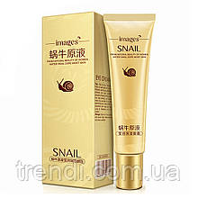Крем навколо очей з муцином равлики і маслом жожоба Images Snail Eye Cream