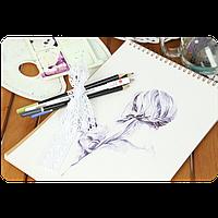 Альбом для рисования Варвара и Иннокентий, 40л
