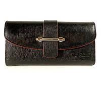 Кошелек женский кожаный Tony Bellucci 519-985 черный