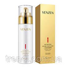 Антивозрастная эмульсия для лица Venzen с шестью пептидами