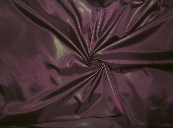 Плащевка лаке баклажан, фото 2