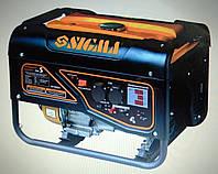 Генератор бензиновый Sigma 2.8 кВт ручной запуск Pro-S (5710521)