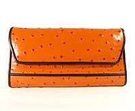 Кошелек женский кожаный Tony Bellucci 04917-984 оранжевый