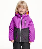 Куртка  многофункциональная зимняя на девочку
