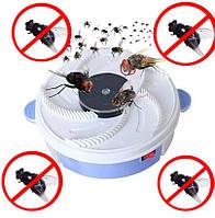 Ловушка для насекомых USB Electric Fly Trap MOSQUITOES | Автоматическая ловушка для уничтожения насекомых