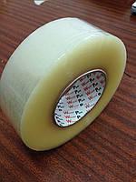 Скотч упаковочный прозрачный 45 мм*45 мкм*1000м