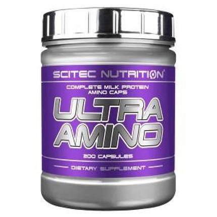 Ultra Amino 200 капс, фото 2