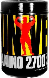 Аминокислота Universal Nutrition Amino 2700 350 таблеток