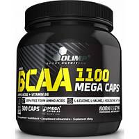 BCAA Mega 1100 300капс