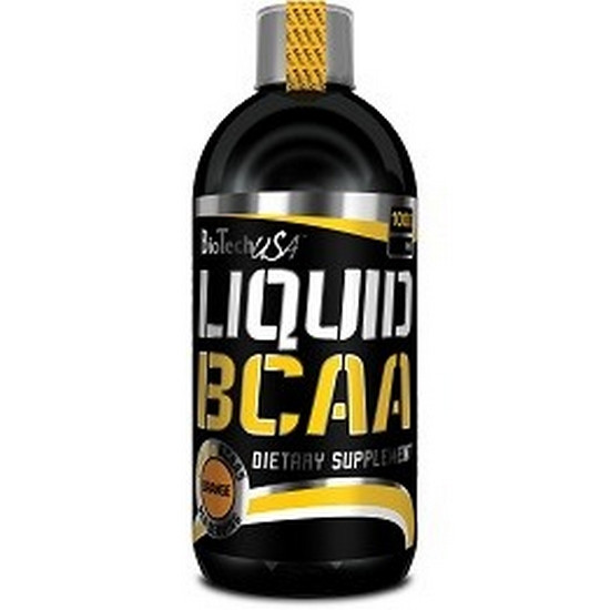 Аминокислота BioTech Liquid BCAA 1000 мл