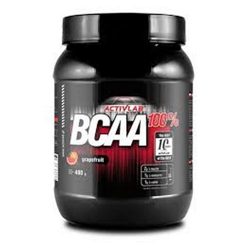 Аминокислота Activlab BCAA 100% 400 г