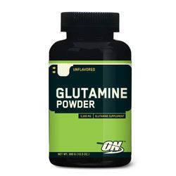 Глютамин Optimum Nutrition Glutamine Powder 300 г, фото 2