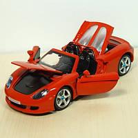 Машинка Металева Porsche Carrera GT, фото 1